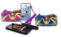 Just Cavalli- Clutch Cover Apple iPhone 5/5S Pink