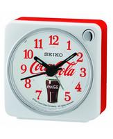 Seiko- Coca-Cola herätyskello. USEITA VÄREJÄ!