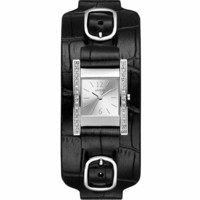 GUESS- Buckle Up Black, naisten rannekello