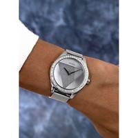 GUESS- Montre Silver, naisten rannekello