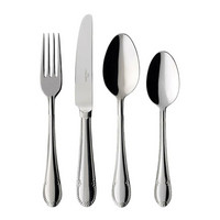 Villeroy&Boch- Mademoiselle, ruokailuvälineet 24Pcs Silver