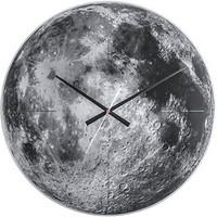 Karlsson- Seinäkello.  Moon Glass