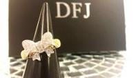 DFJ Rusetti Sormus Silver 925 gold