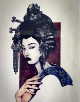 Geisha- Tomobe