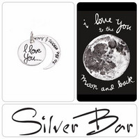 Silver Bar- To the moon and back, riipus
