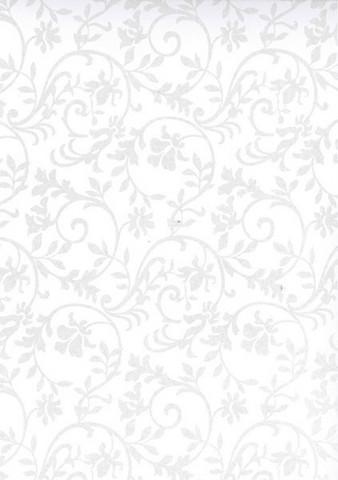 Desing kartonki Sophie valkoinen hopeahohto