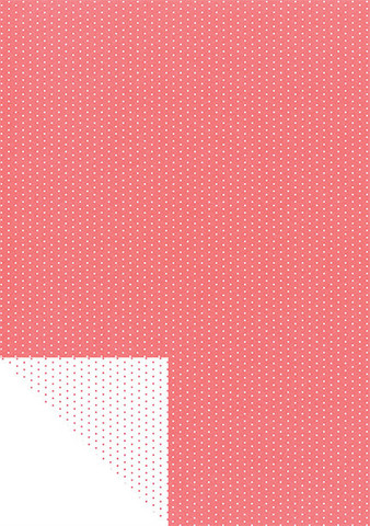 Pistekartonki Pinkki kaksipuolinen