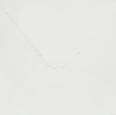 Neliökirjekuori valkoinen 16x16cm