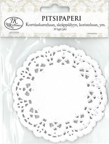 Pitsipaperi ympyrä