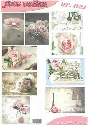 Leikearkki Nostalgiset kukat