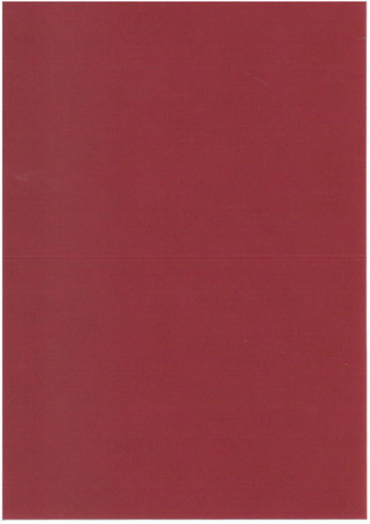 2-os. korttipohja tummanpunainen