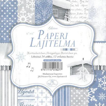 Paperikko Glitter