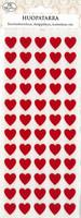 Huopatarra sydämet