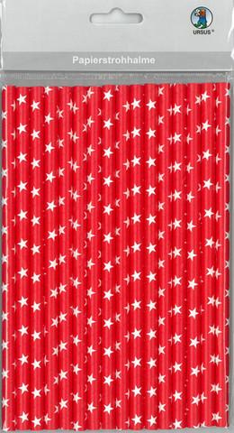 Paperipilli Tähti punainen