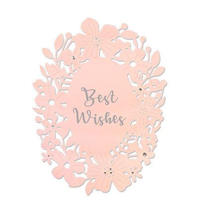 Sizzix stanssi Blossom Frame