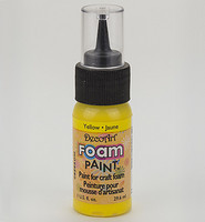 Foam/ Soft Paint keltainen 29.6ml