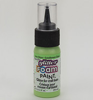 Foam/ Soft Paint Lime Gitter 29.6ml
