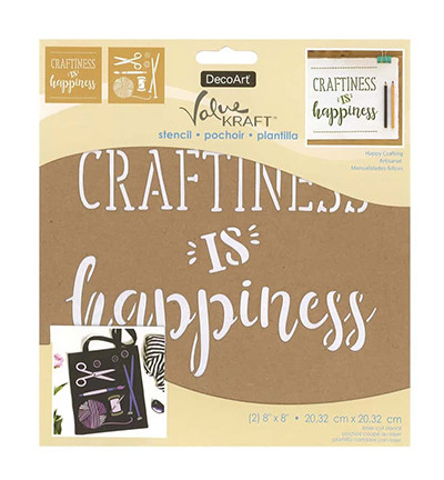 Sabluuna Value Karft- Happy Crafting