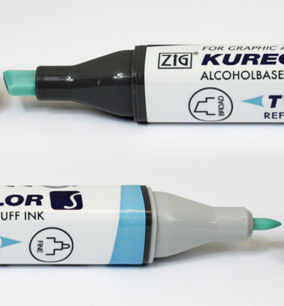 Alcohol Marker Twin S- Pale Blue Piirtotussi