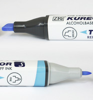 Alcohol Marker Twin S- Shadow Mauve piirtotussi
