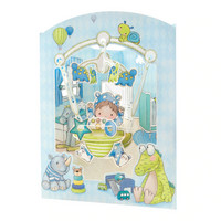 Swing Cards - Baby Boy