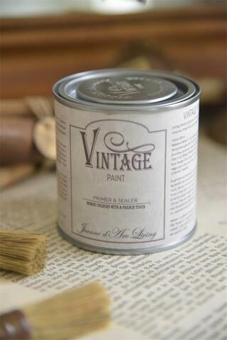 Vintage Paint  Pohjustusaine Primer&Sealer 200 ml