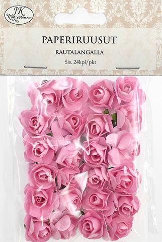 Paperiruusu väri  roosa