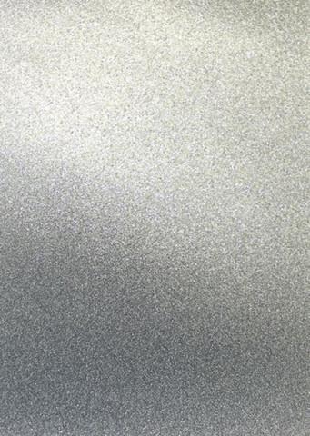 A4 tarra-arkki glitteriharmaa