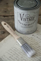 Vintage Paint Brush - Flat, 1