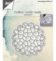 Joy Crafts. Stanssi Ruusu