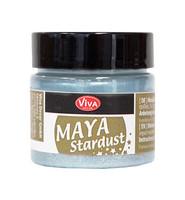Maya Stardust Glittermaali -jään sininen