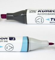 Alcohol Marker Twin S- Purple piirtotussi