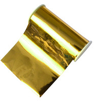 VIVA. Metalleffekt-Folie / metallifolio kulta