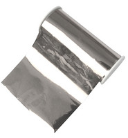 Viva. Metalleffekt-Folie / metallifolio hopea