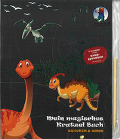 Scratch book Dinosaurukset