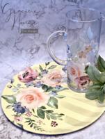 Siirtokuva Vintage Paint - Watercolor Bloom