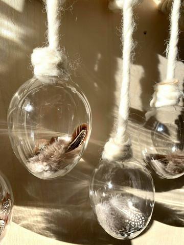 Lasinen höyhenmuna