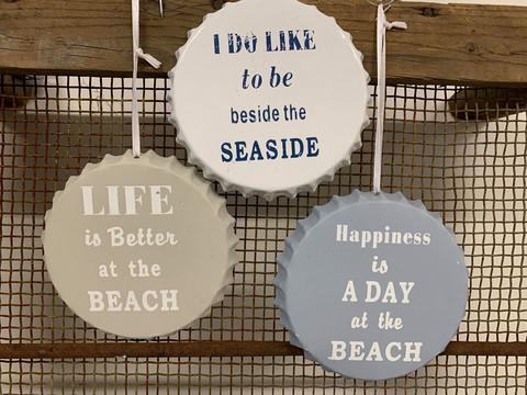 Beach teksti korkki