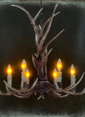 Led-taulu kynttelikkö (ajastin)