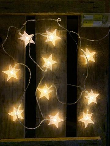 Led-valot, tähti