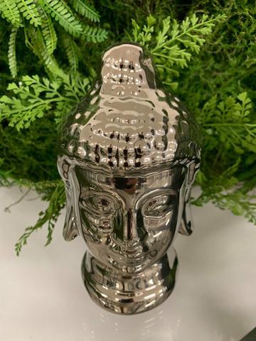 Buddhan pää, hopea