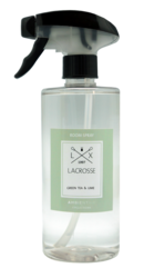 Ambientair huonespray GREEN TEA & LIME, LACROSSE 500ml