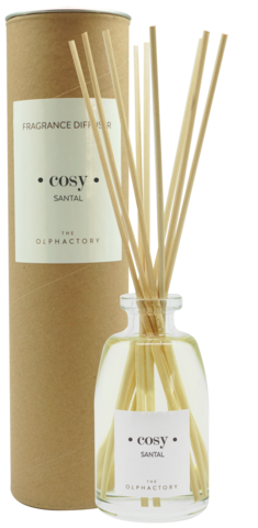 Ambientair huonetuoksu COSY, Olphactory 250ml