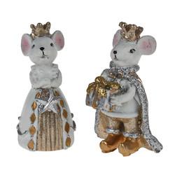 Kuninkaallinen hiiri pariskunta