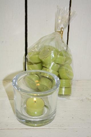 Limen vihreä tuikku 20kpl/pss