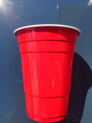 Red cups 16oz (473ml) 50-pack