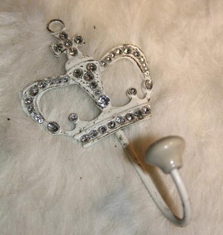 Koristeellinen koukku, kruunu
