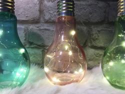 Iso led-hehkulamppu
