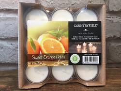 Tuoksu soijatuikku - Sweet orange