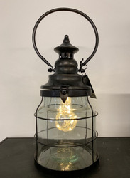 Lyhty led-lampulla